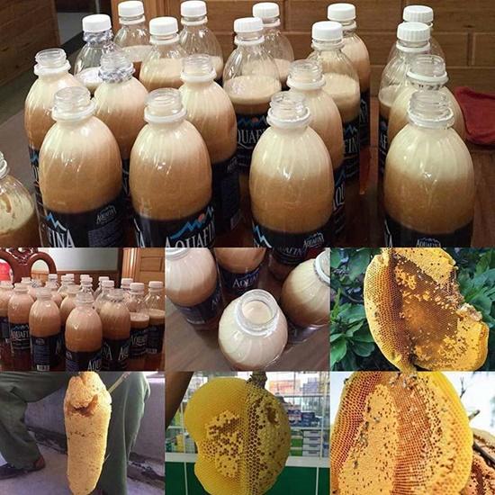 Giá mật ong rừng nguyên chất bao nhiêu 1 lít?