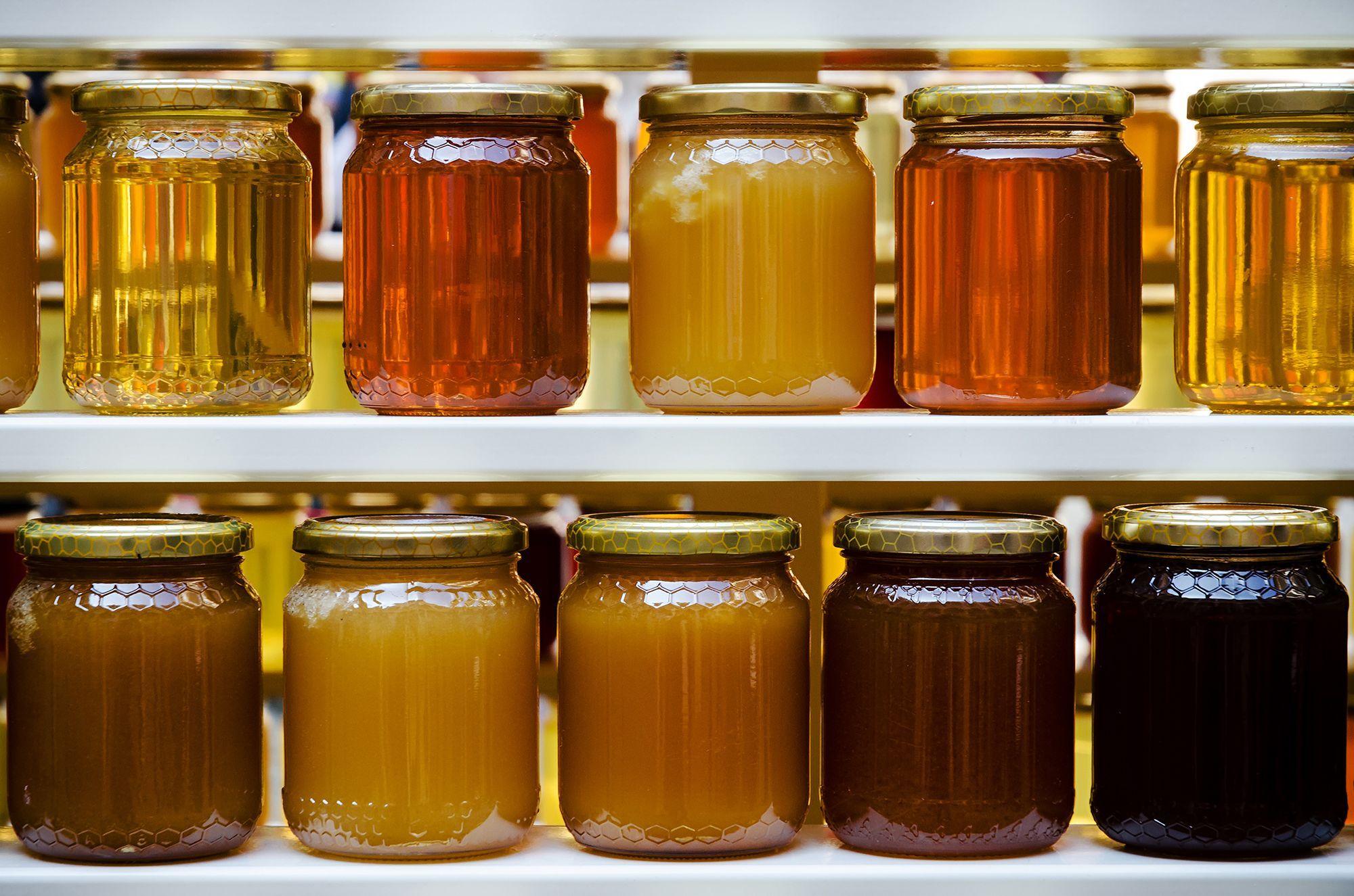 mật ong để lâu có tốt không