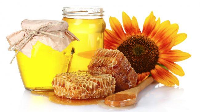Sử dụng mật ong