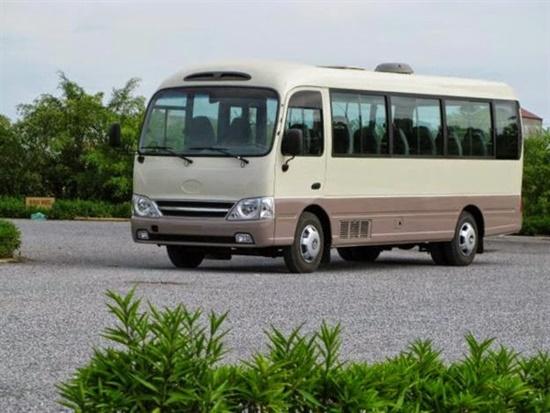 Cho thuê xe 30 chỗ đi Cát Bà - uy tín giá rẻ tại Hà Nội